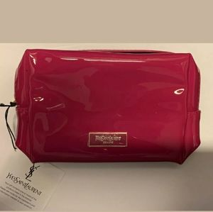 Yves Saint Laurent Cosmetic Pouch